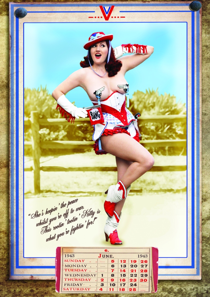 Get your Kitten Pinup Posters!
