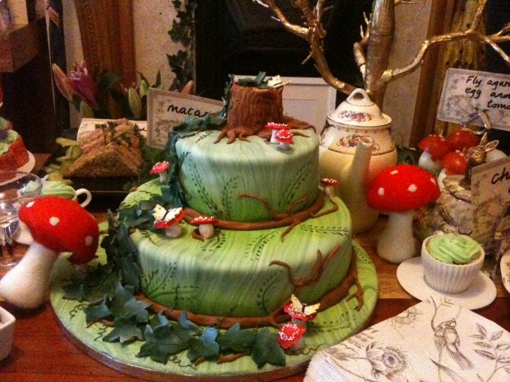 Enchanted Woodland Tea Party (3/4)