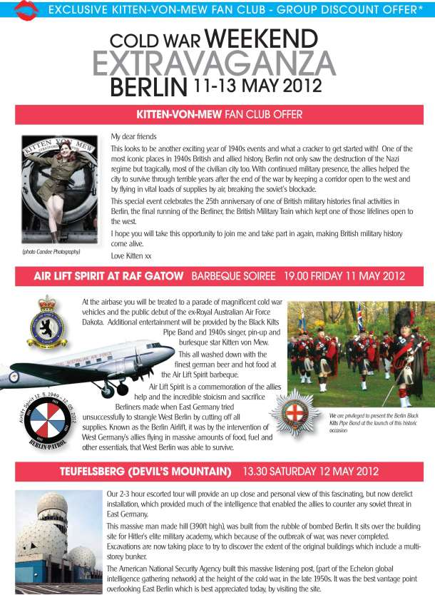 The Berliner Special Offer Page 2