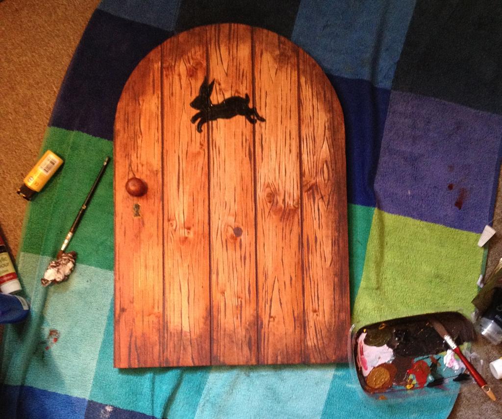fairy door kitten von mew