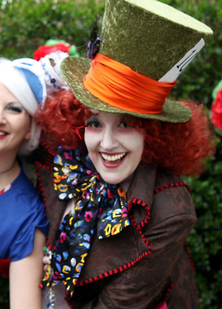 candee photography as mad hatter