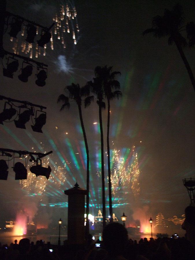 Epcot-Fireworks