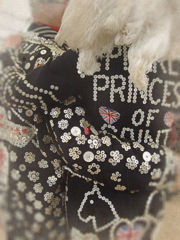 Pearly King War and Peace