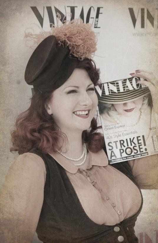 kitten-von-mew-vintage-life-magazine