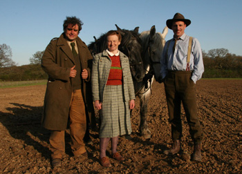 BBC Wartime Farm Series