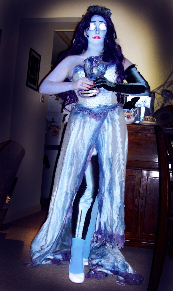 Corpse Bride Costume by Kitten von Mew