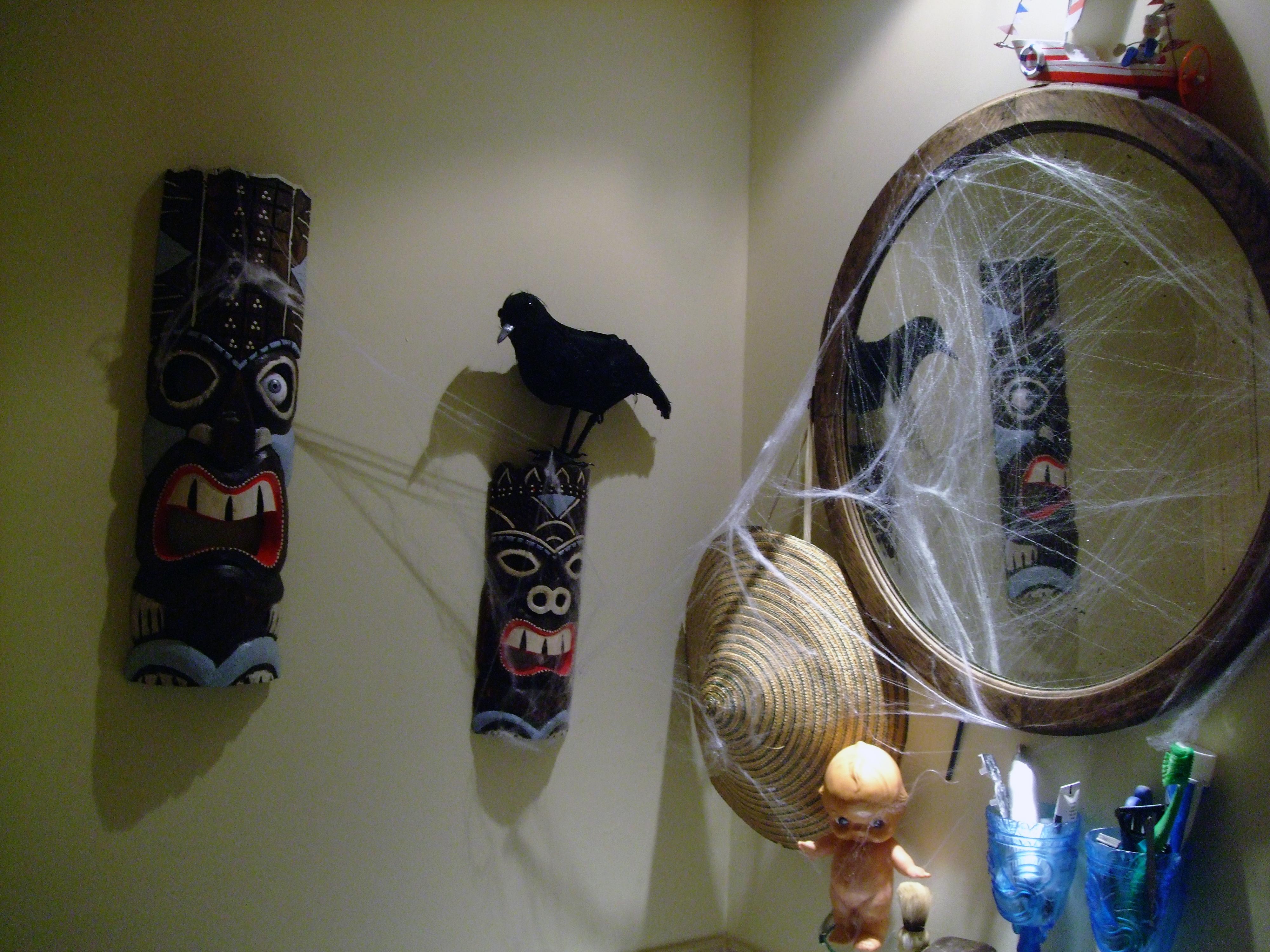 Halloween Bathroom Accessories Corpse Bride Costume 1940s Pin Up Entertainer Kitten Von Mew