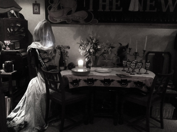 Corpse Bride Halloween Decor
