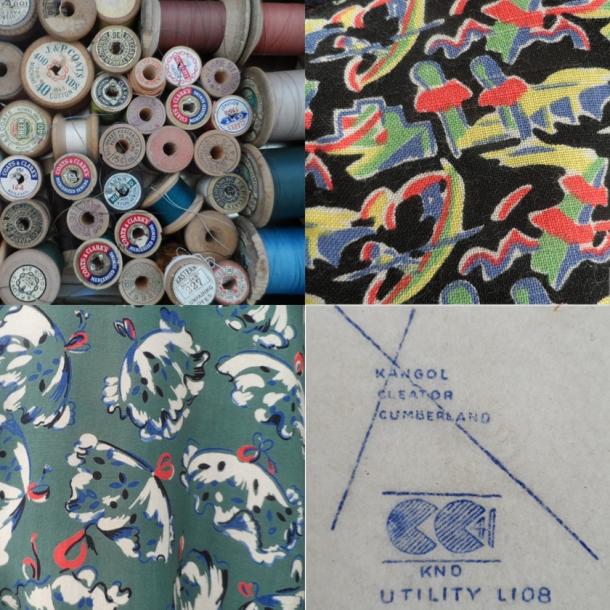 vintage village textiles