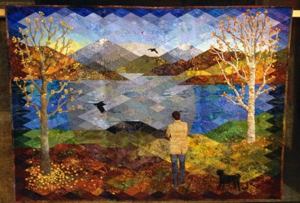 landscape quilt