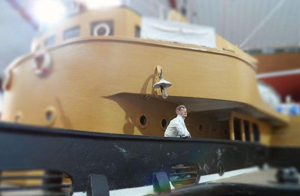warwickshie exhibition centre model boats