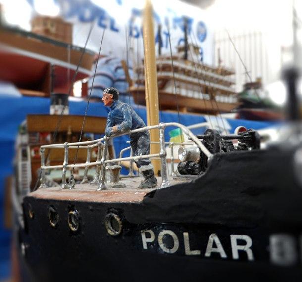 model boat exhibition