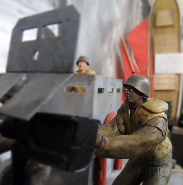 ww2 miniature soldiers
