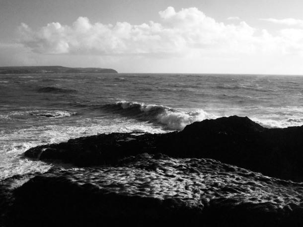 burgh-island-beach