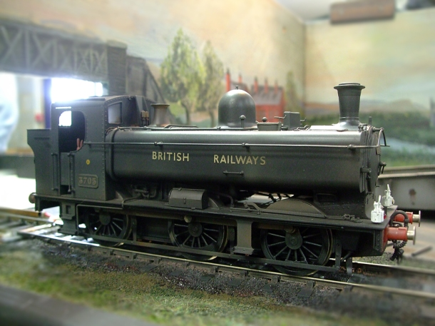 miniature railway british locomotive