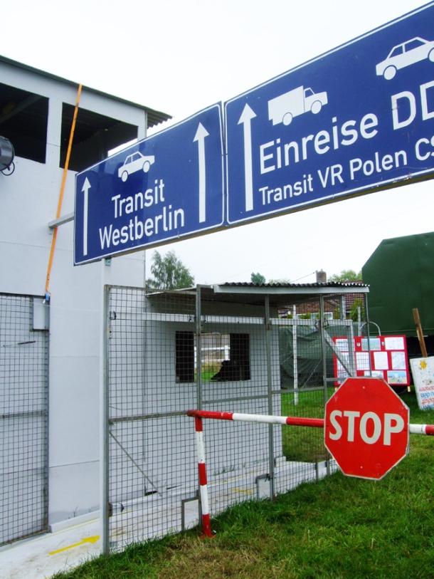 Berlin Border Patrol!