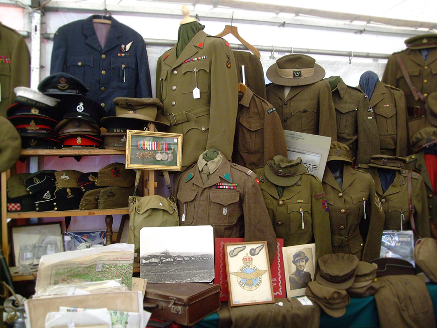 war-and-peace-revival-military-stalls
