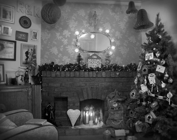 1940's christmas