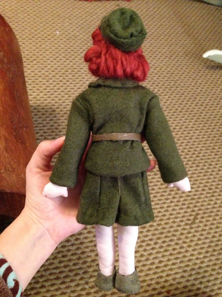 WW2 Doll Pattern (4/4)