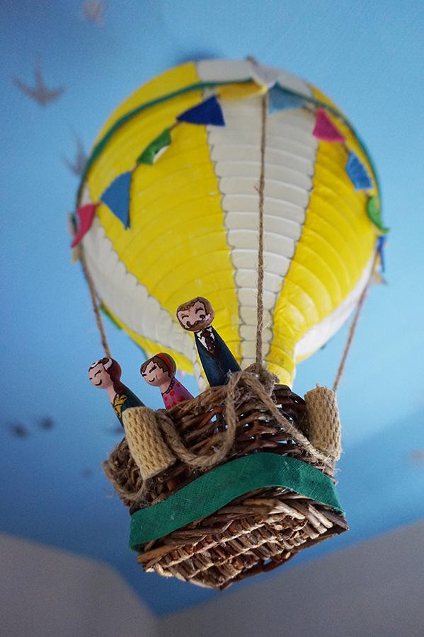 Hot Air Balloon Light