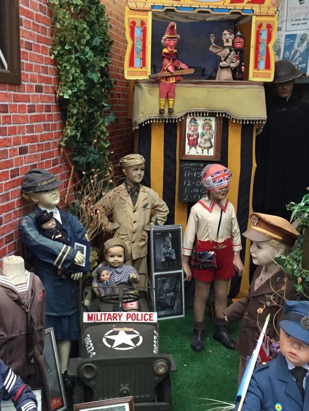 Hitler Puppet