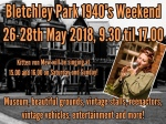Bletchley Park 1940's Weekend