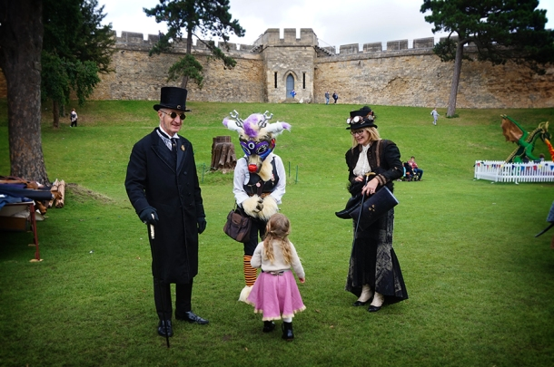 022 Steampunk Asylum Lincoln Castle web