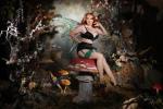 Pinup Fairy Photoshoot